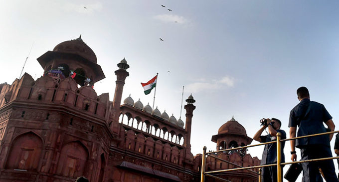 Multi-layered security arrangement in Delhi for I-Day