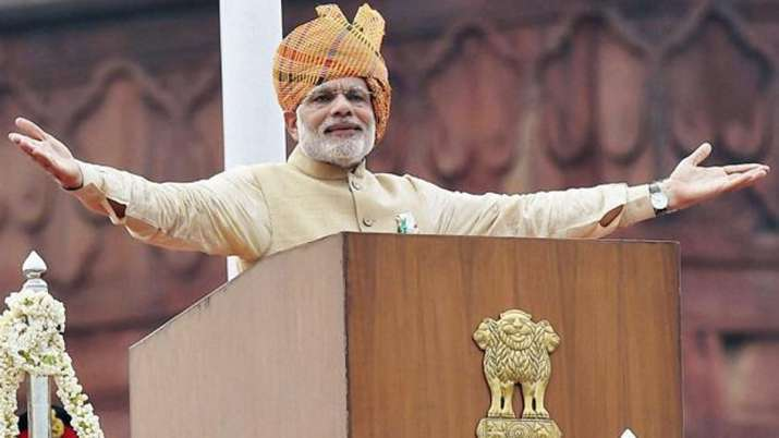 In his address, PM Modi is likely to touch upon the