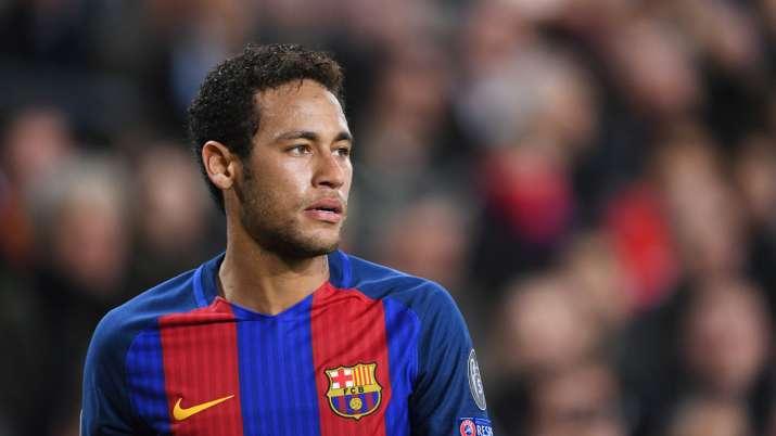 India Tv - Neymar Barcelona