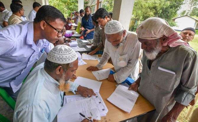 More indigenous people dropped from NRC than those living on B'desh border: Assam govt