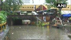 India Tv - Mumbai Rains Live Updates, weather forecast in India latest news: Rains in Mumbai have caused massiv