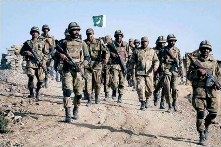Soldiers of Pakistani Army