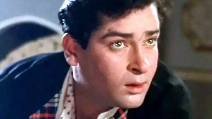 India Tv - Legendary Bollywood actor Shammi Kapoor