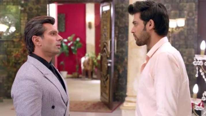 India Tv - Anurag and Mr Bajaj in Kasautii Zindagii Kay 2