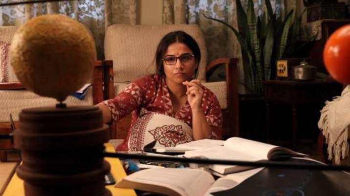 Vidya Balan on playing scientist in Mission Mangal: Religion and science don't have to be divorced