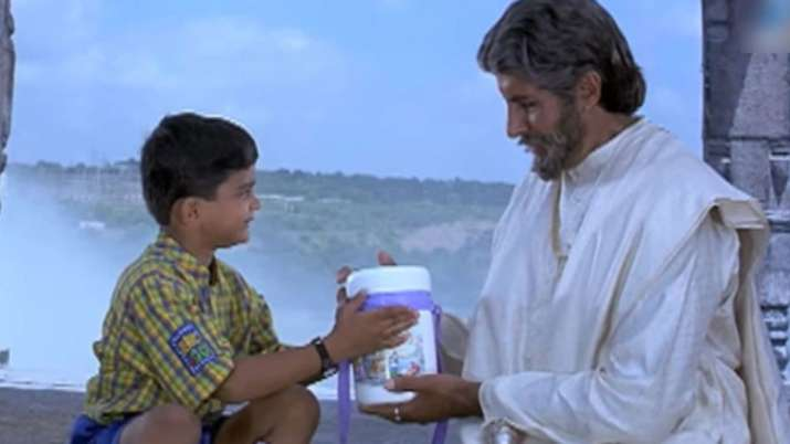 India Tv - A still from Sooryavansham movie