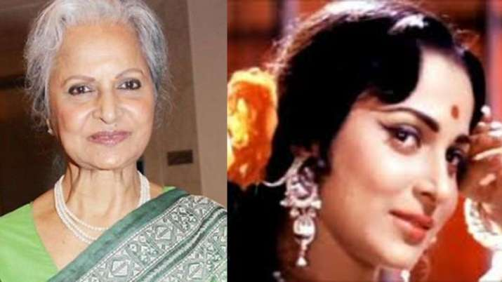 Waheeda Rehman reminisces 'Guide' days as she returns to Udaipur