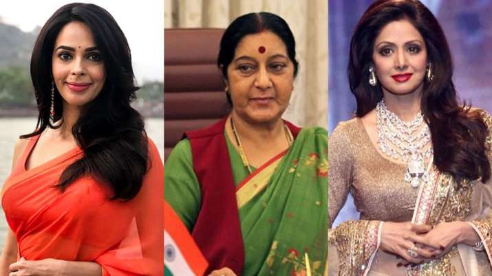 RIP Sushma Swaraj, When former minister extended support to celebrities, Former External Affairs Min