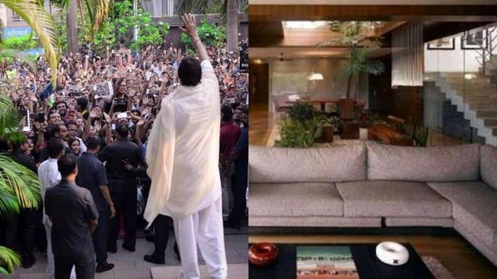 Amitabh Bachchan's house Jalsa: Witness beauty and grandeur by having an inside tour of royal abode