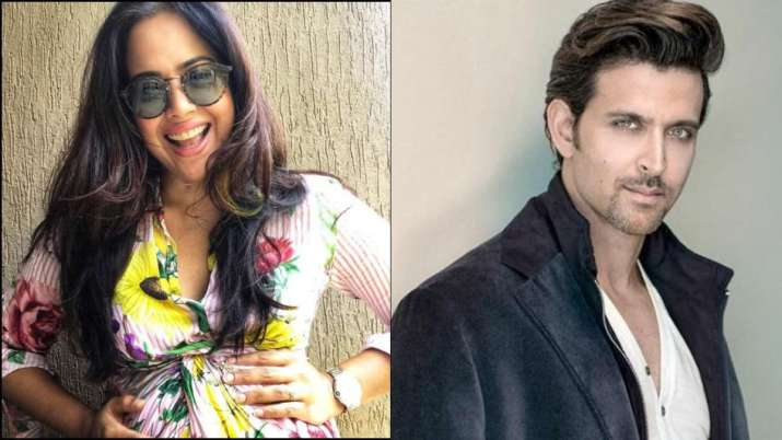 This is how Hrithik Roshan helped Sameera Reddy overcome stammering