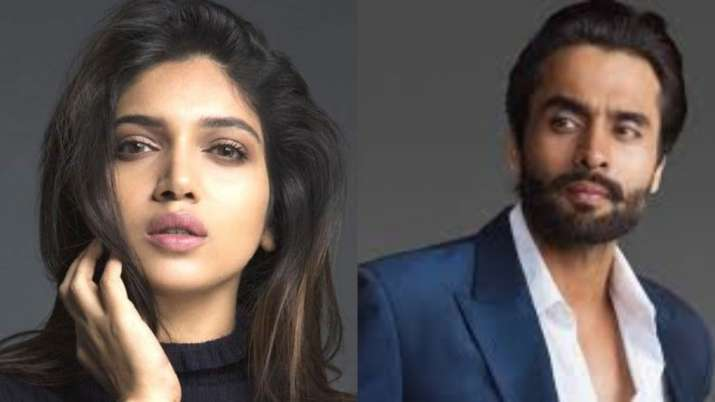 Bhumi Pednekar not dating 'Faltu' actor Jackky Bhagnani