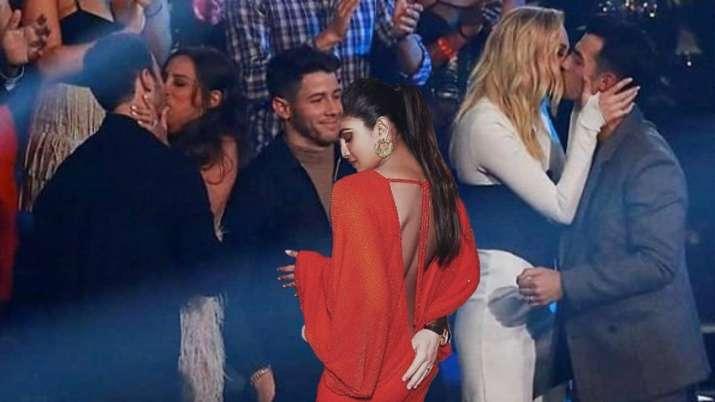Priyanka Chopra hilariously photoshops herself with Nick Jonas after his VMA win