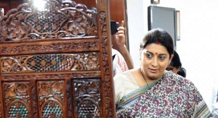 Smriti Irani puzzles her followers with her recent post, requests to 'Guess the Song'