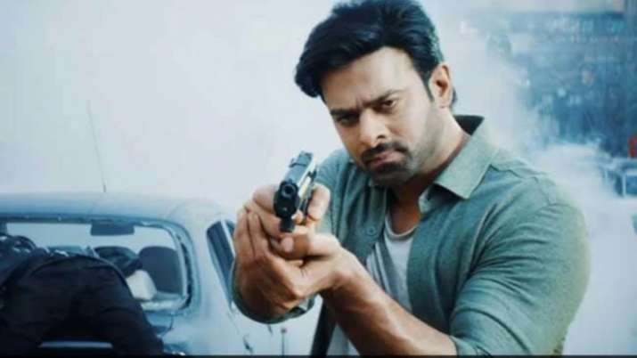 India Tv - Saaho Movie Review: Prabhas in a still from Saaho