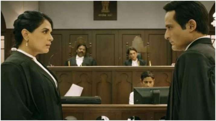 Section 375 Trailer: Akshaye Khanna, Richa Chadha's