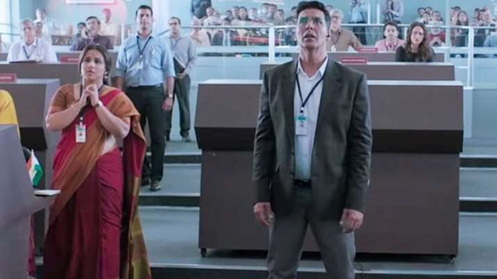 Mission Mangal Box Office Collection Day 8: Akshay Kumar, Vidya Balan's film is on the roll
