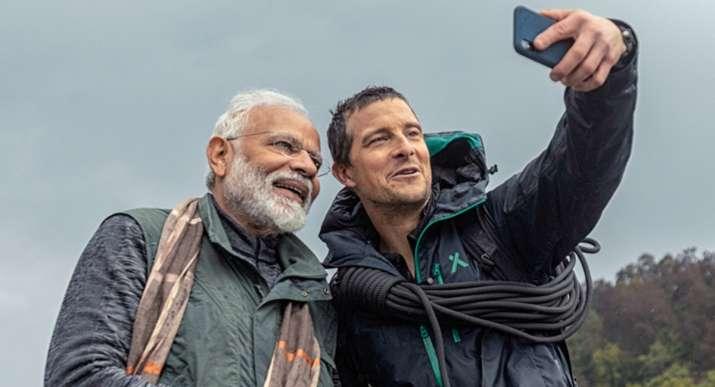 PM Modi on Man vs Wild LIVE updates