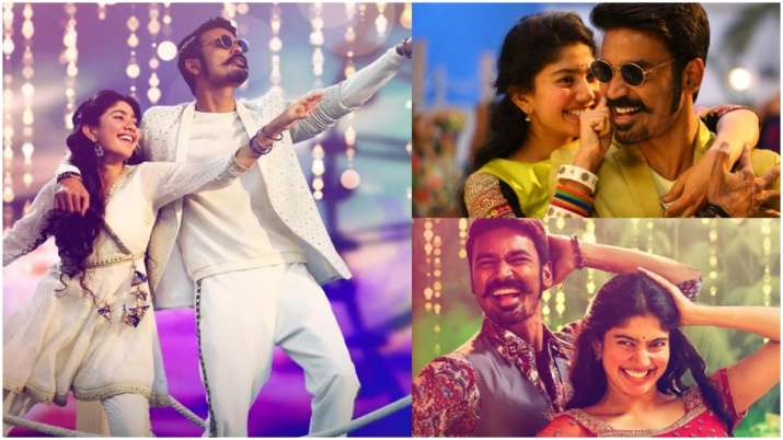 Maari 2: Dhanush and Sai Pallavi's Rowdy Baby is the first