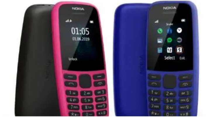 Nokia 105 4th Gen feature phone launched in India