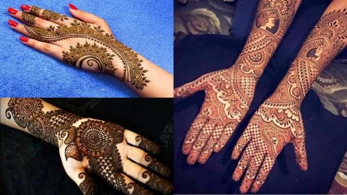 Hariyali Teej 2019 10 Easy Mehendi Or Henna Designs Books