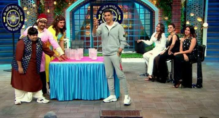The Kapil Sharma Show: Akshay Kumar's childhood friend reveals one of the biggest secrets of the act