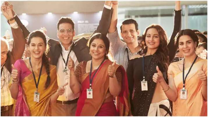 Not Mission Mangal, Akshay Kumar and Vidya Balan's film was