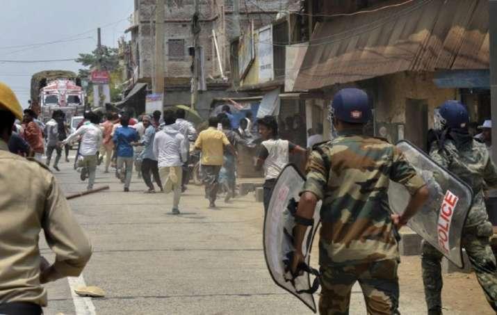 Jaipur violence