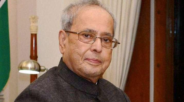 Former President Pranab Mukherjee to be awarded Bharat