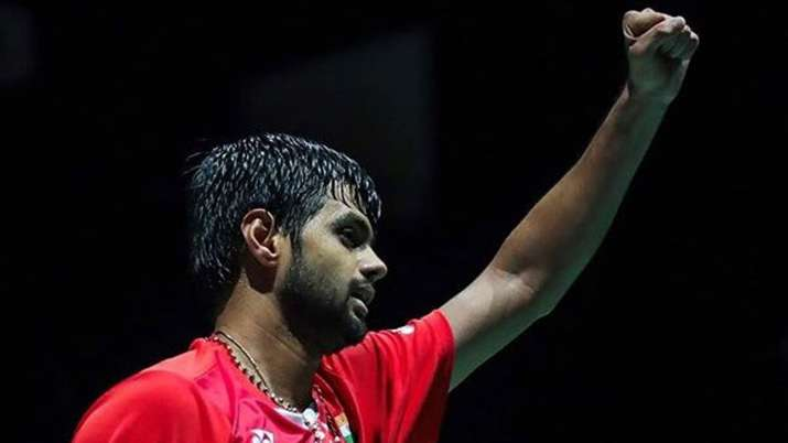 Sai Praneeth in top 10 while Srikanth slips to 13th in BWF rankings