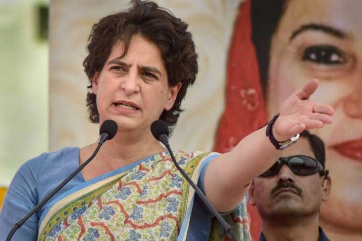 Economy punctured: Priyanka Gandhi slams Centre over fresh GDP and jobs data