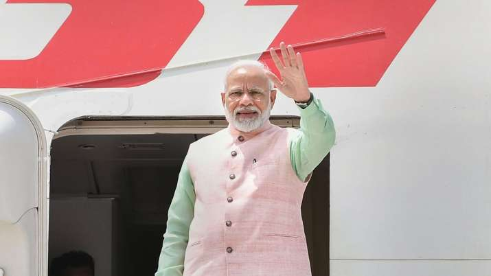 PM Modi emplanes for France to attend G7 Summit, will speak
