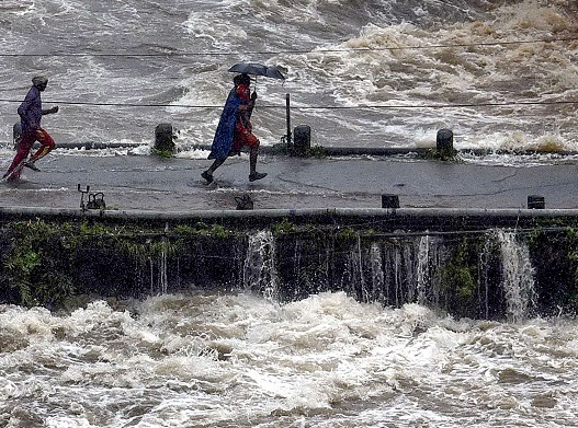 Flood situation grim in India