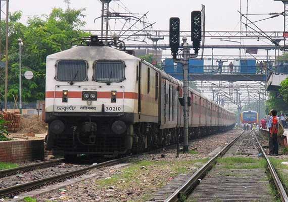 Rajdhani Express trains reach destination after 12