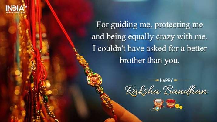 India Tv - Happy Raksha Bandhan 2019 Shayari in Hindi