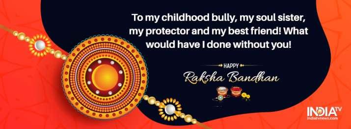 India Tv - Happy Raksha Bandhan best facebook cover photos hd