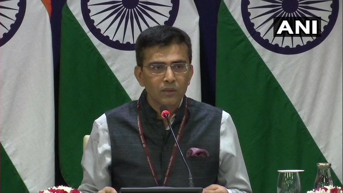 MEA slams Pak over 'unilateral' moves against India, says 'time for reality check'