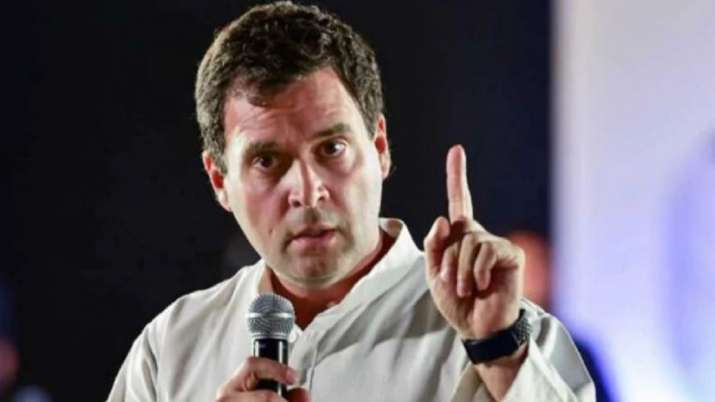 Government abused executive powers to tear apart J&K: Rahul