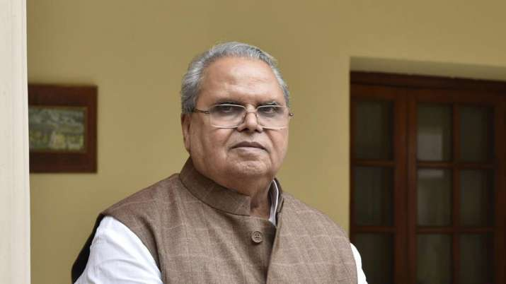 Jammu and Kashmir Governor Satyapal Malik