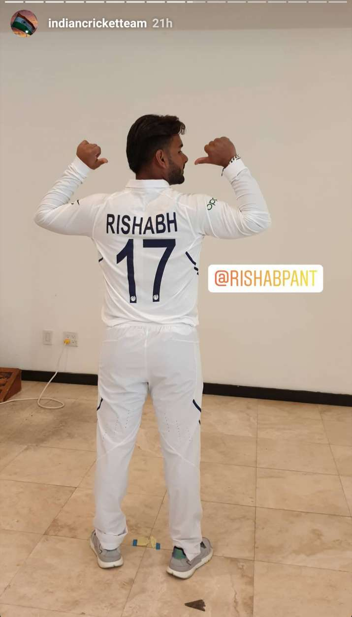 India Tv - Rishabh Pant