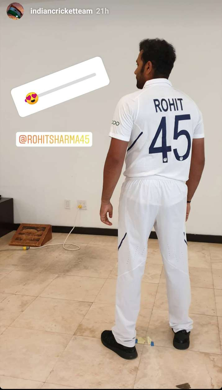 India Tv - Rohit Sharma