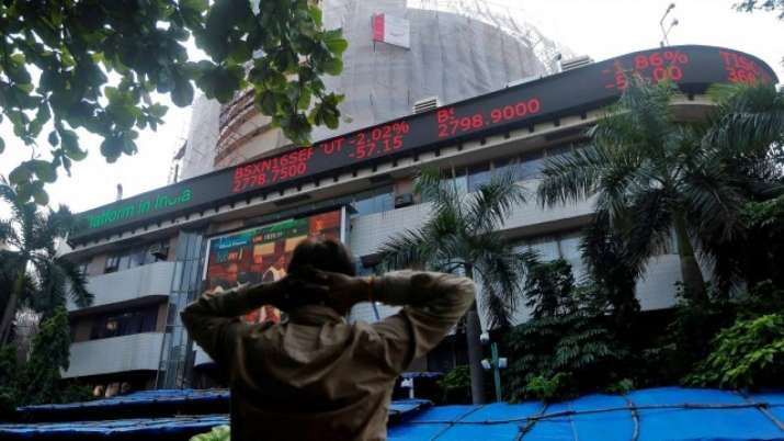 Opening Bell: Sensex climbs 100 pts, Nifty touches 11000;