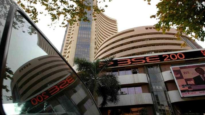 Sensex rallies 353 points; Nifty reclaims 11,000 level