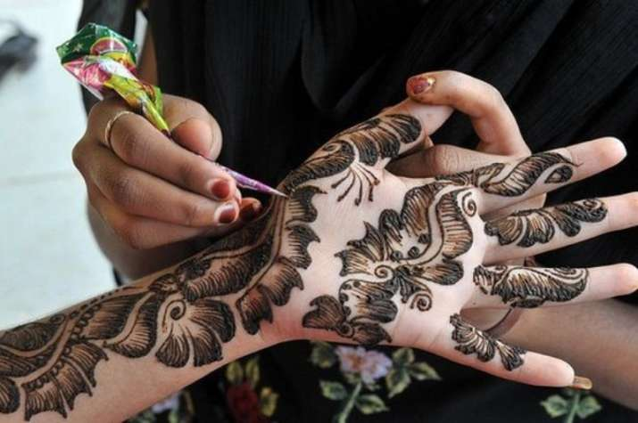 arabic shaded mehndi designs for front hand
