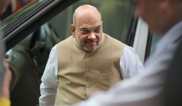 Union Home Minister Amit Shah said from Kashmir to Kanyakumari, India is one nation.