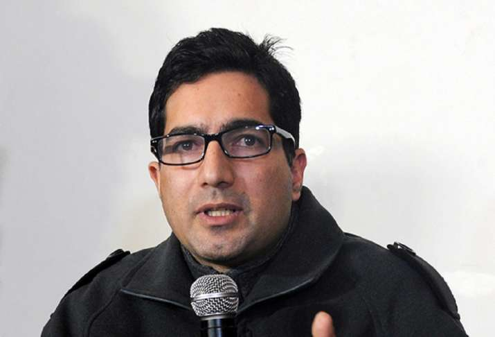Delhi HC to hear on Sep 3 plea against Shah Faesal's