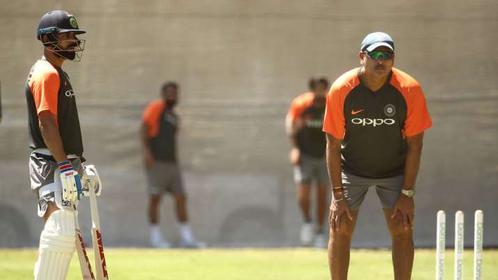 India Tv - Shastri has been appointed as Team India coach till the 2021 World T20