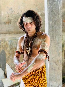India Tv - Tej Pratap dresses as Lord Shiva
