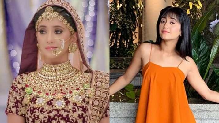 India Tv - Yeh Rishta Kya Kehlata Hai actress Shivangi Joshi, What is the last episode of Yeh Rishta Kya Kehlat