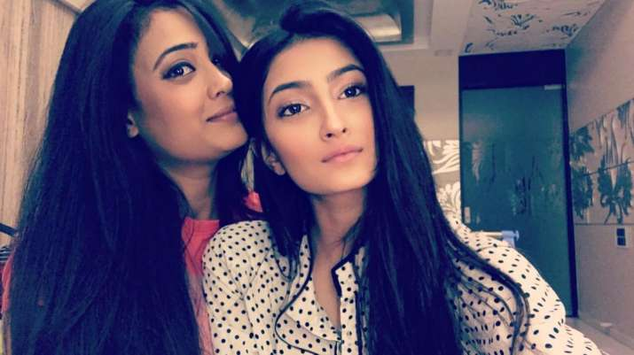India Tv - Shweta Tiwari and her daughter Palak Tiwari