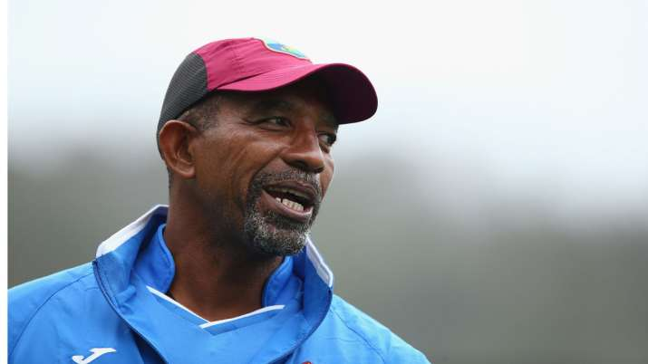 India Tv - Phil Simmons was a late entry for the post of the head coach